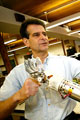 Inventor Dean Kamen Makes New Prosthetic Arm