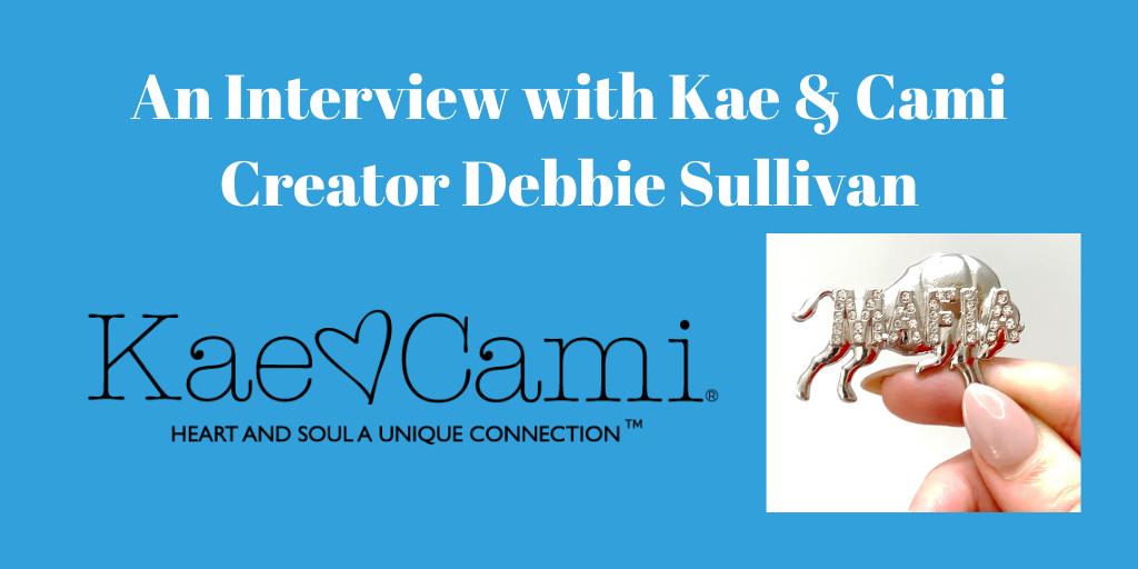 Interview with Kae and Cami Creator, Debbie Sullivan